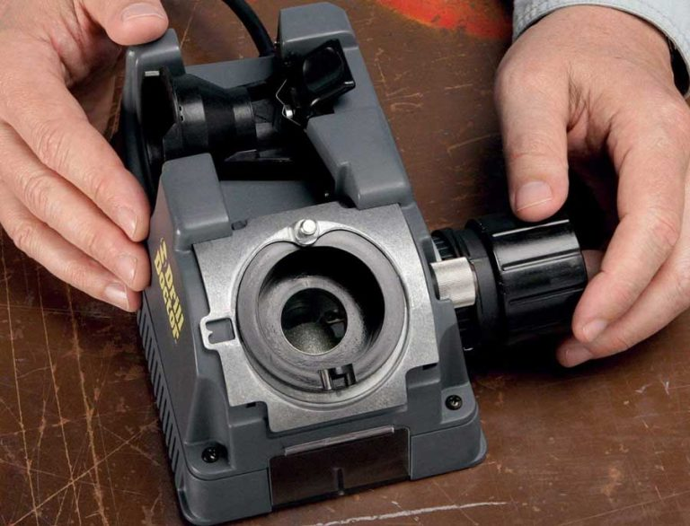 The 10 Best Drill Bit Sharpeners 2021