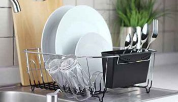 The 5 Best Dish Drying Rack For Your Kitchen 2019