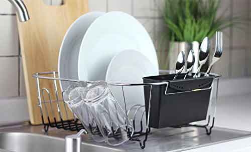 The 5 Best Dish Drying Rack For Your Kitchen 2021
