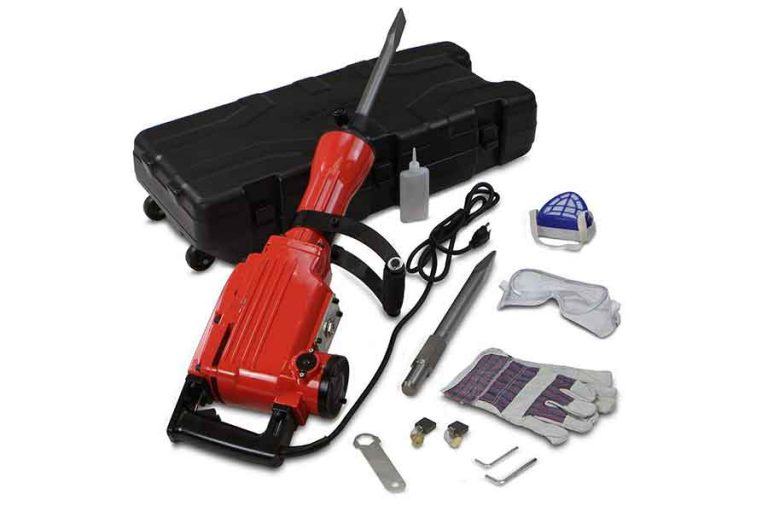 The 10 Best Electric Jackhammers 2021