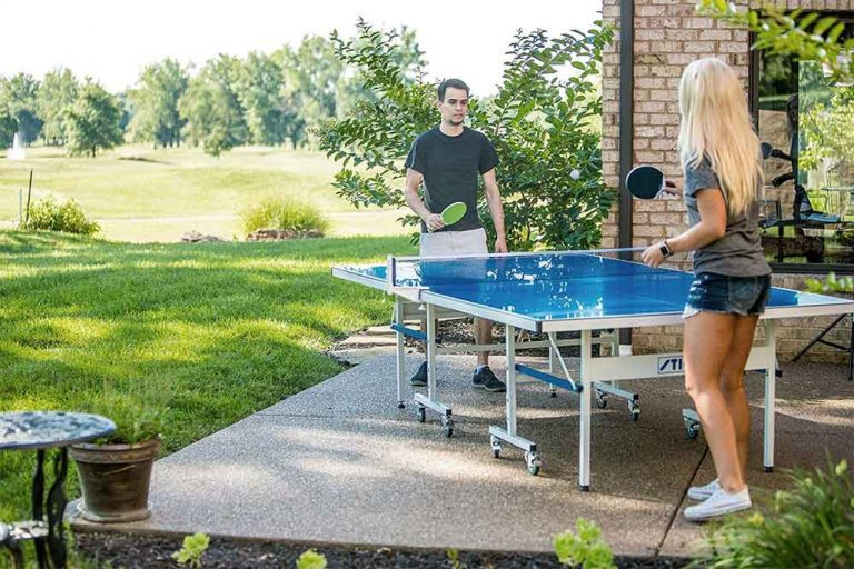 The 10 Best Outdoor Ping Pong Tables In 2021