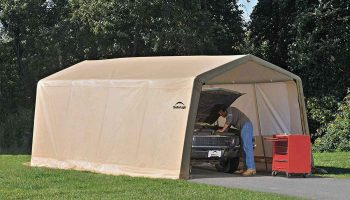 The 11 Best Portable Garages, Shelters, Carports For Cars, RVs, Trucks 2020