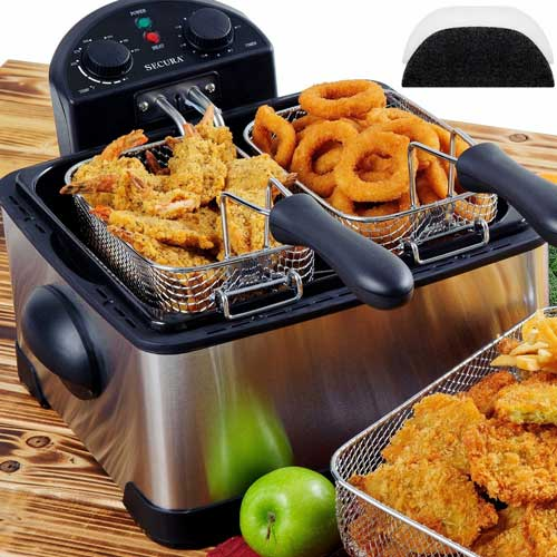 The 7 Best Deep Fryers 2021
