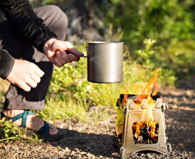 The 10 Best Portable Wood Stoves In 2021