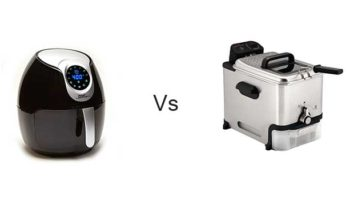 Air Fryer vs Deep Fryer: Which is Best?