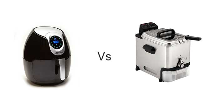 Air Fryer vs Deep Fryer