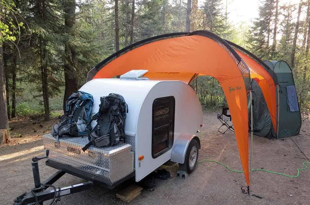 Pop-Up Campers Weigh